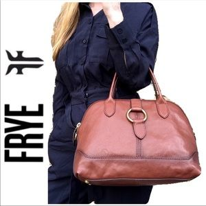 Nwt Frye king Dome satchel